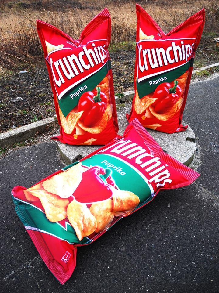 Sækkestole formet som dit produkt