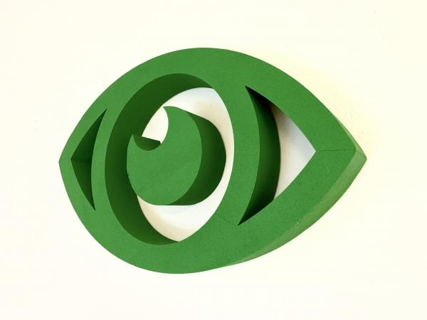 3D Logoer er Ziwes Eye-Cathings eget logo