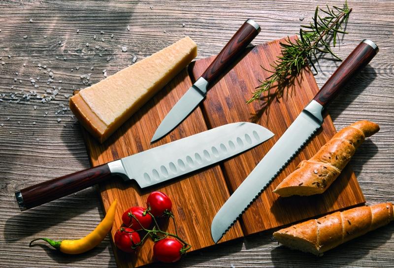 Knivsæt med 3 knive_Annaka_Ziwes Eye-Catching