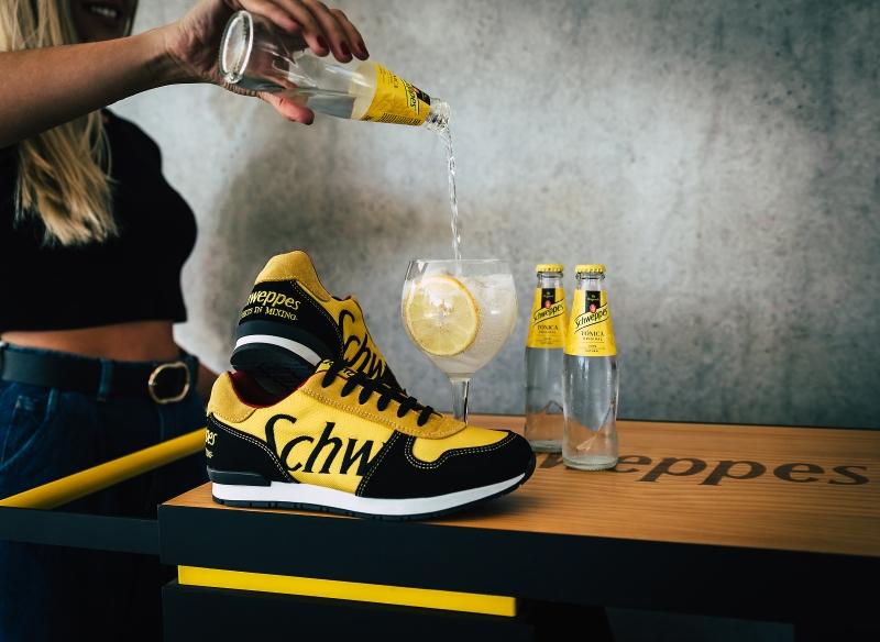 LogoSneakers Schweppes