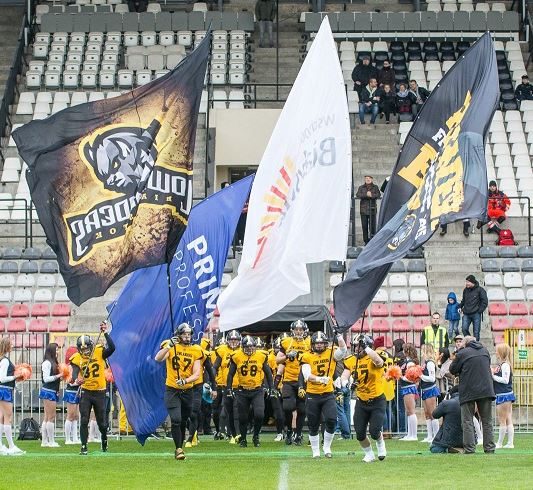 Team flag fra Ziwes Eye-Catching