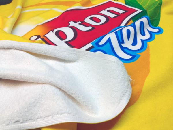 Håndklæde med logo print