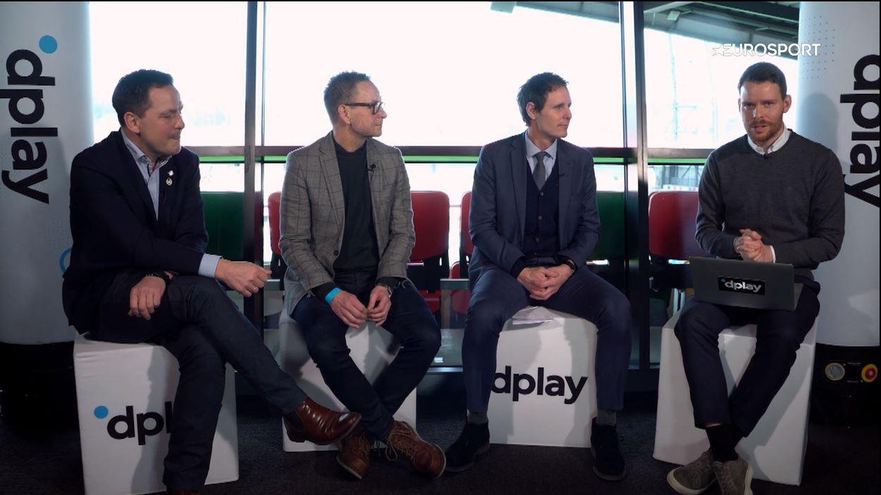 Transportabelt TV studie Dplay Eurosport